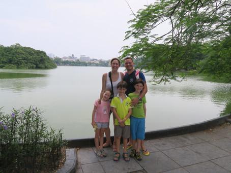 Hanoi peut faire peur, moi elle me fascine…