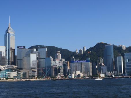 1ère journée à HK