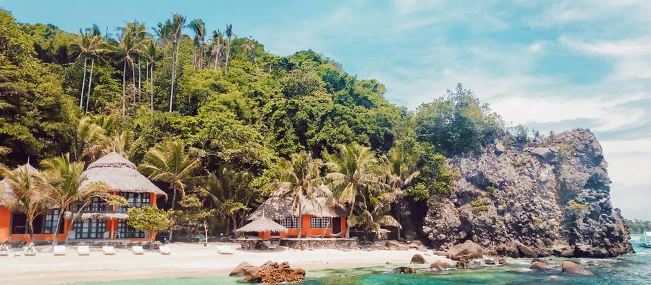 Apo Island en famille