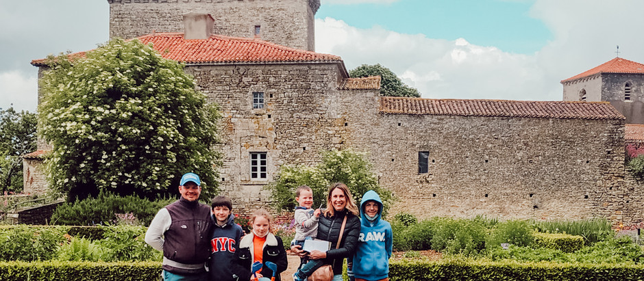 Découvrir le Pays de la Châtaigneraie en Vendée.