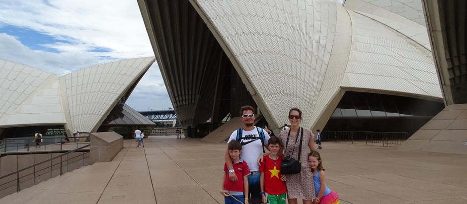 Découverte des incontournables de Sydney en Famille.