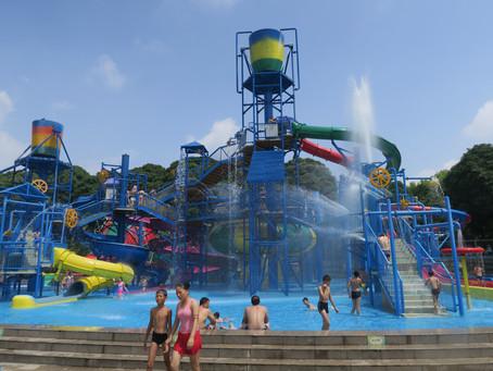 Nanning un dimanche : zoo ou parc aquatique ?