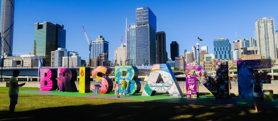 Poursuivre sa découverte de l'Australie en famille par Brisbane.