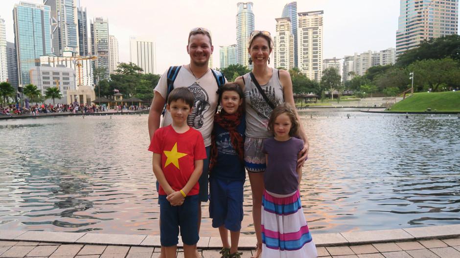 Kuala Lumpur : grandiose, impressionnant et bluffant ! Un vrai coup de cœur pour toute la Family.