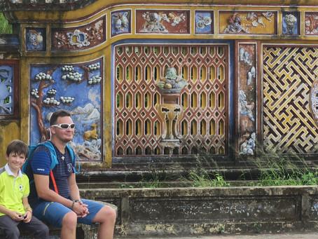 Hué : une belle et chaude journée dans l'ancienne ville impériale