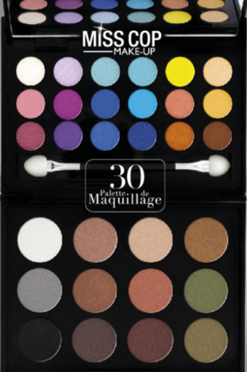 MakeUp palette 30