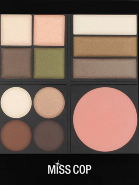Nude MakeUp palette