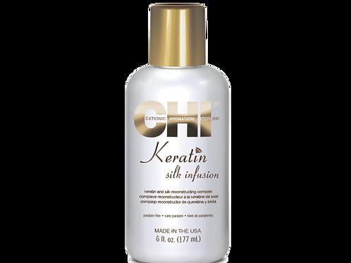 CHI KERATIN Silk Infusion (Μετάξι Μαλλιών με Κερατίνη) 177ml