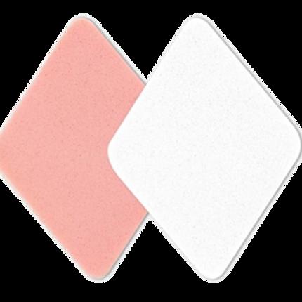 2 Σφουγγάρια λατέξ εφαρμογής υγρού foundation