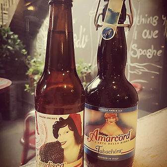 Amarcord beer lager and ale finally here