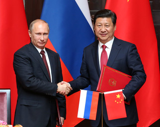 Giants On A Rollercoaster: Sino-Russian Relations
