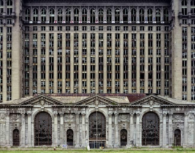 Detroit Deindustrializing - Not So Soon