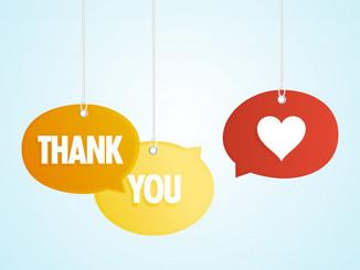 Thanksgiving – Appreciating a good hiring process