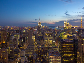 Is the big Apple the next big Biotech center?