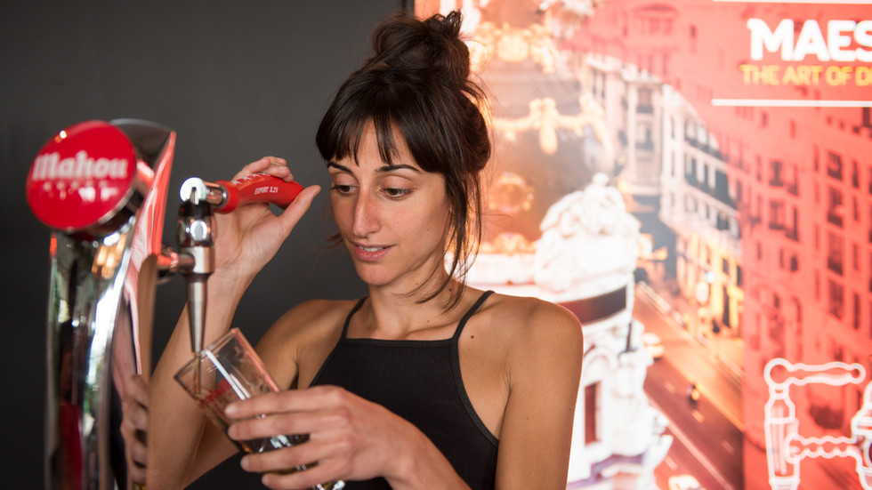 MAHOU SAN MIGUEL POP UP BAR AND IMMERSIVE EXPERIENCE