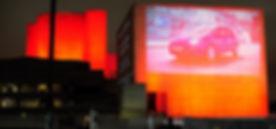 FIAT PUNTO EVO VIDEO LIGHT PROJECTIONS