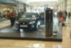 SEAT EXEO CAR PLACEMENT
