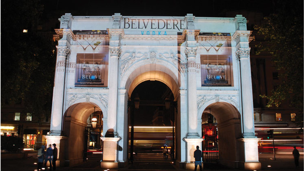 BELVEDERE LIGHT PROJECTIONS