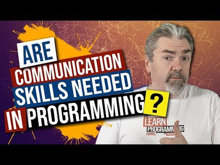 Do Software Developers Need Communication Skills?