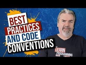 Best Coding Practices and Code Conventions: Why Are They Important?