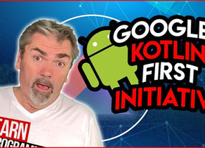 What Is Google's New Kotlin First Initiative for Android App Development?