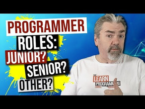 Explanation of Various Programmer Roles