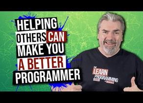 How to Become a Better Programmer? Start Helping Others!