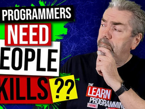 Do Programmers Need to Have Good People Skills?
