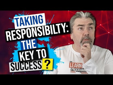 Taking Responsibility for Your Programming Journey