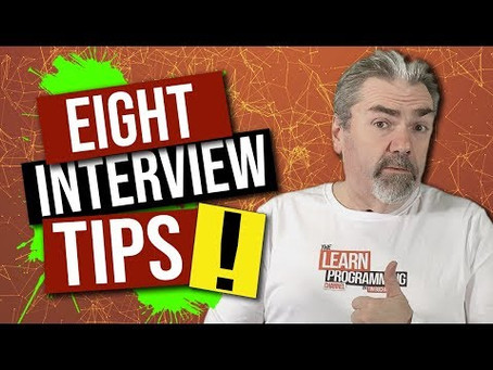 8 Interview Tips for Software Developers