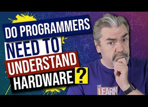 Do Programmers Need to Understand Computer Hardware?