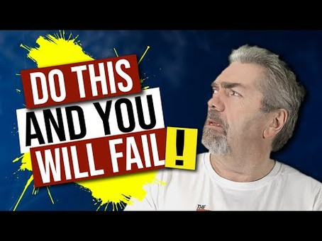 Mindset Mistakes That Will Sabotage Your Career in Programming and Cause You to Fail