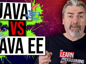 Java vs Java EE: What's The Differences?