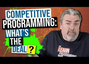 What Is Competitive Programming? - Find Out If Competitive Programming Is for You!