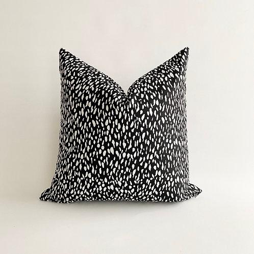Abstract Dot Cushion