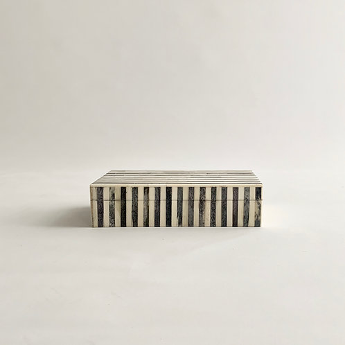 Stripe Inlay Box