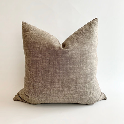 Oyster Woven Cushion