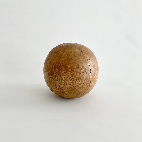 Solid Timber Sphere
