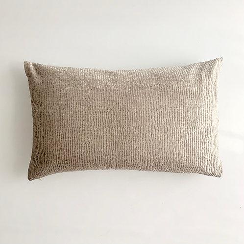 Mushroom Ripple Lumbar Cushion