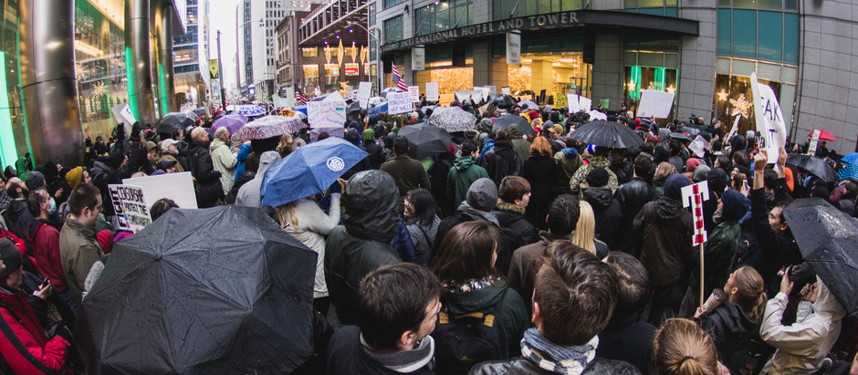 Bill C-16, Trump Rallies, and the Confusing Hypocrisy of the Radical Left