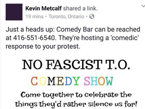 Free Speech Comedy Show Shut Down Amid Nonsensical Accusations of Racism