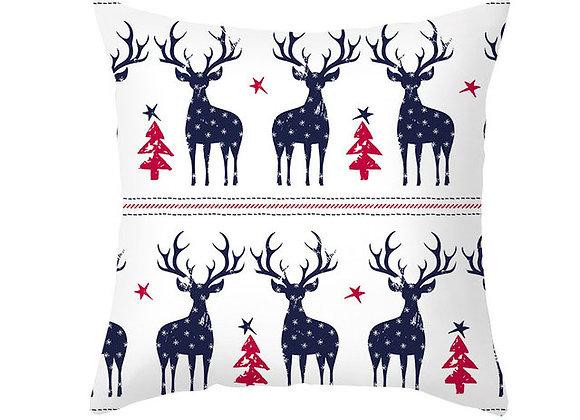 Rudolph le renne monochrome