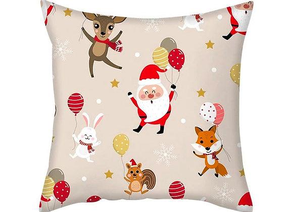 Rudolph le renne & Père Noël