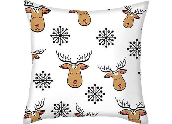 Rudolph le renne & Flocon de neige