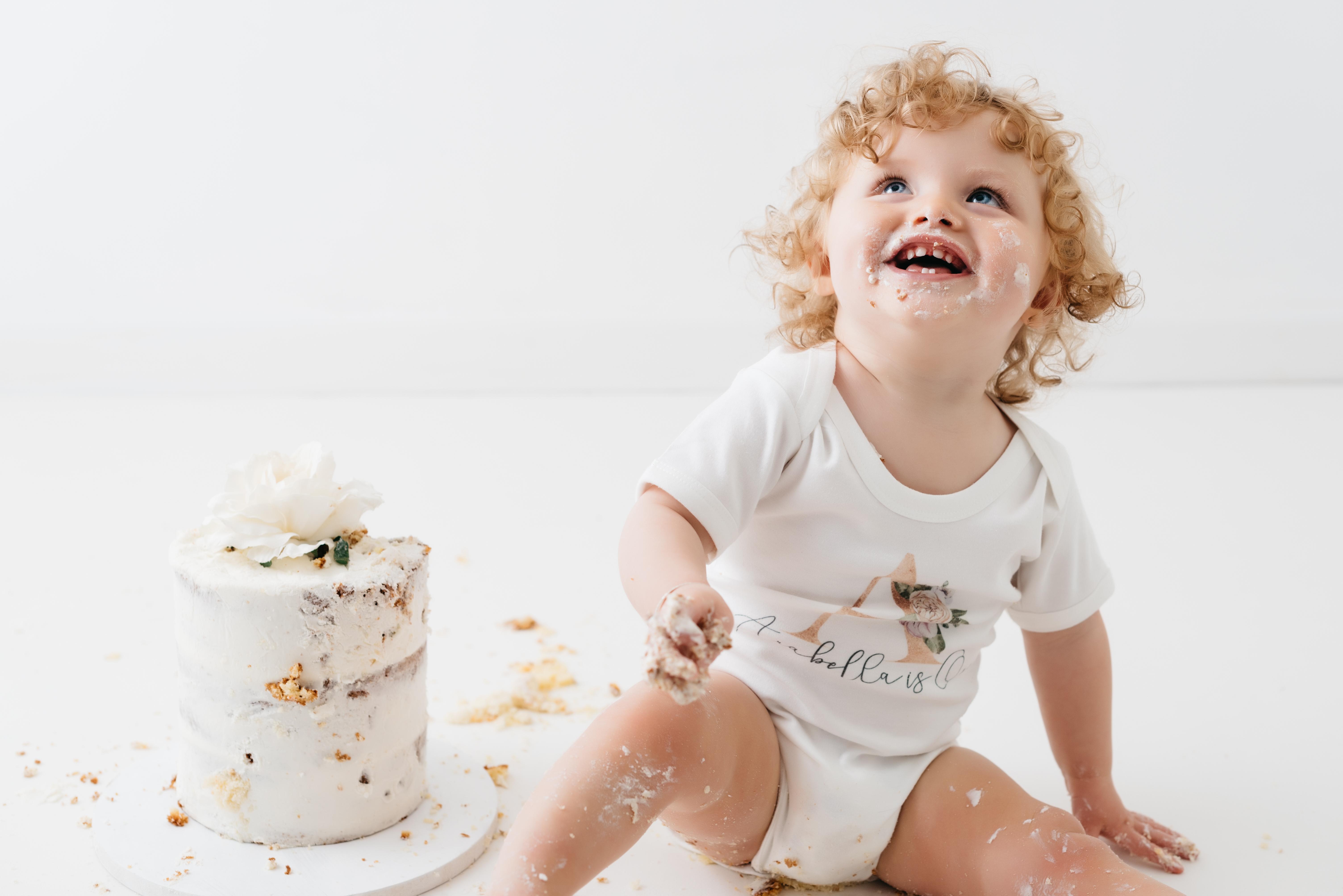 Manchester cake smash