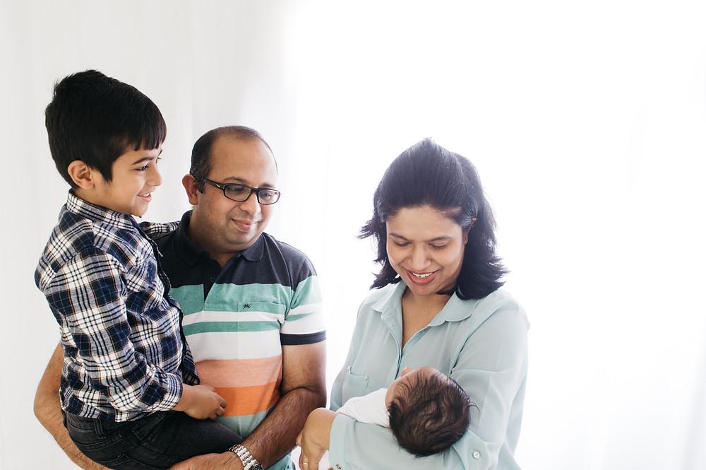 Newborn Baby Photographer Oldham
