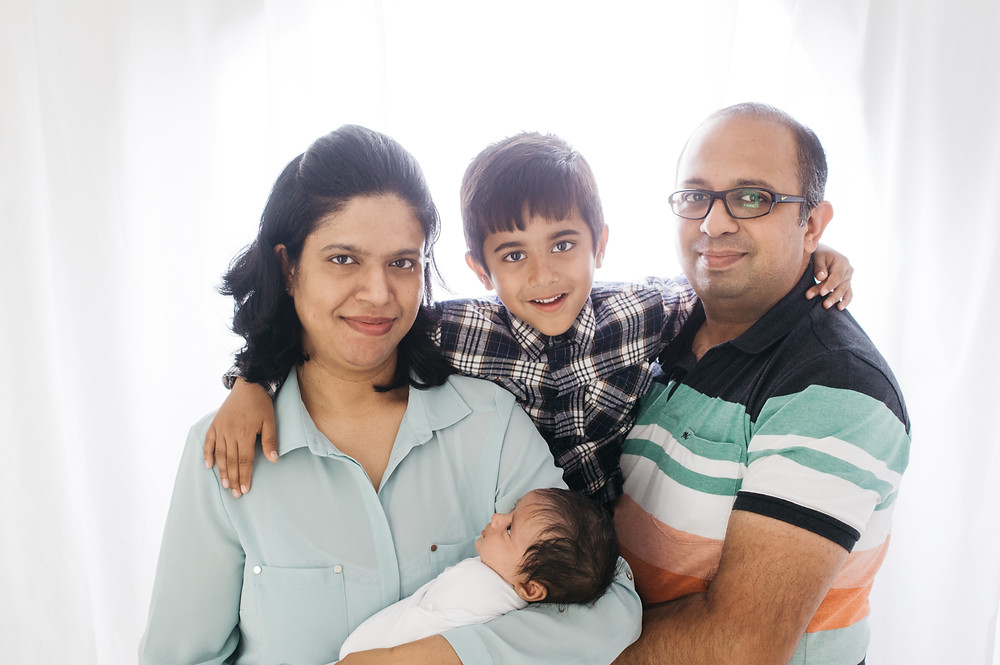Family Photo Shoot Manchester