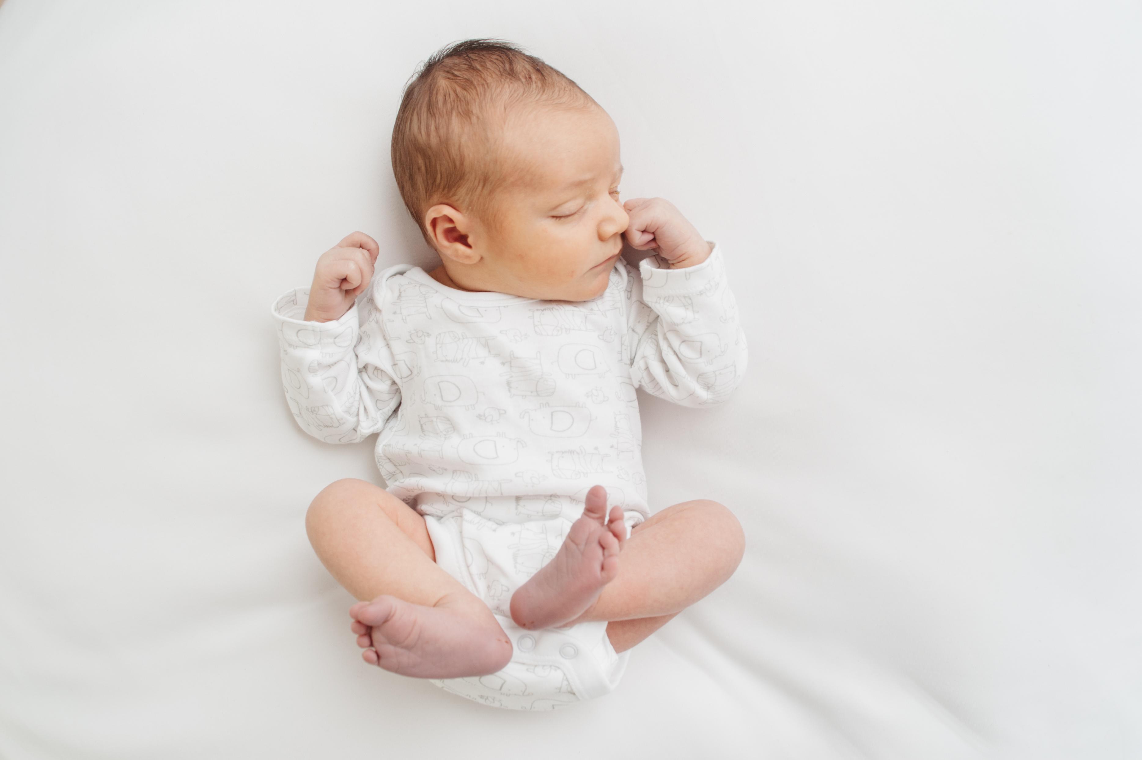 Manchester Newborn Photographer