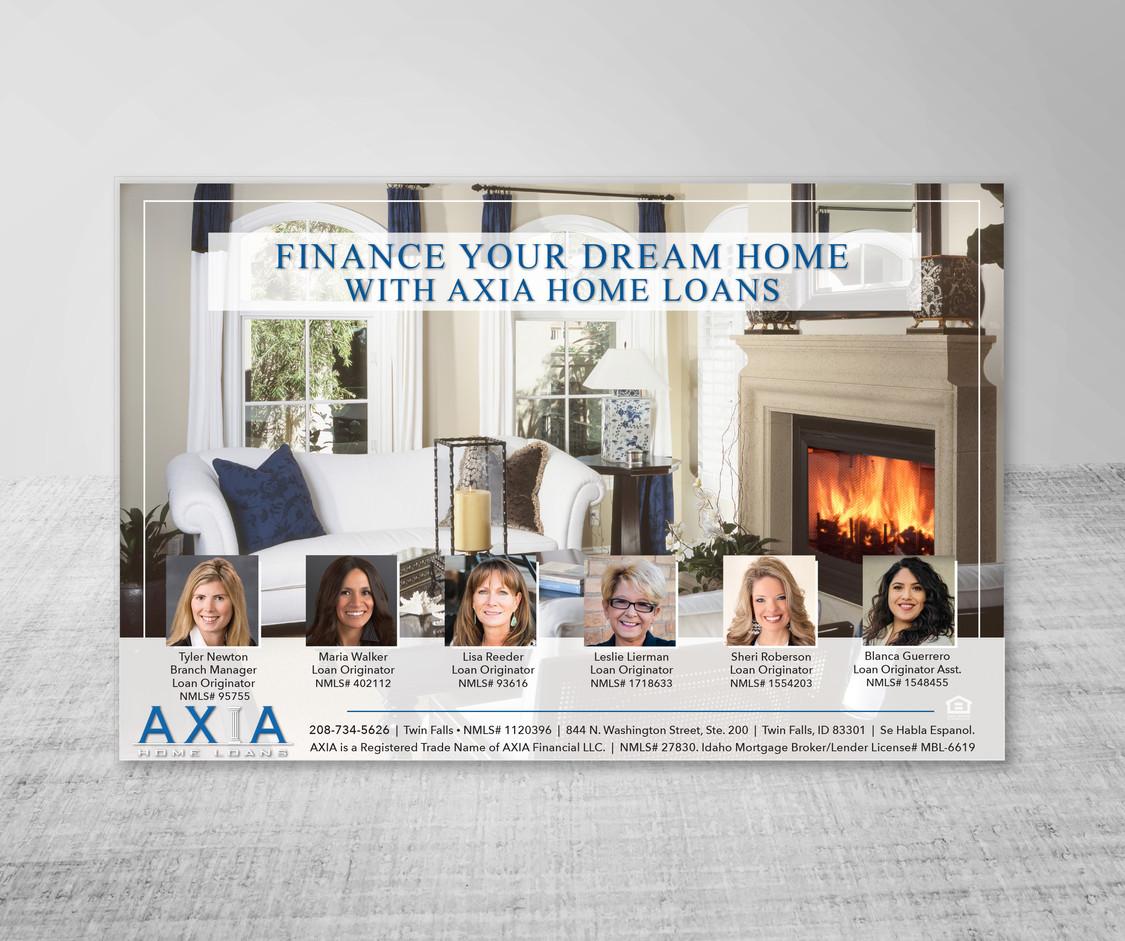 AXIA Magazine Ad