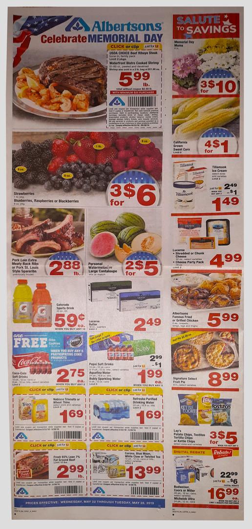 Weekly Newspaper Page